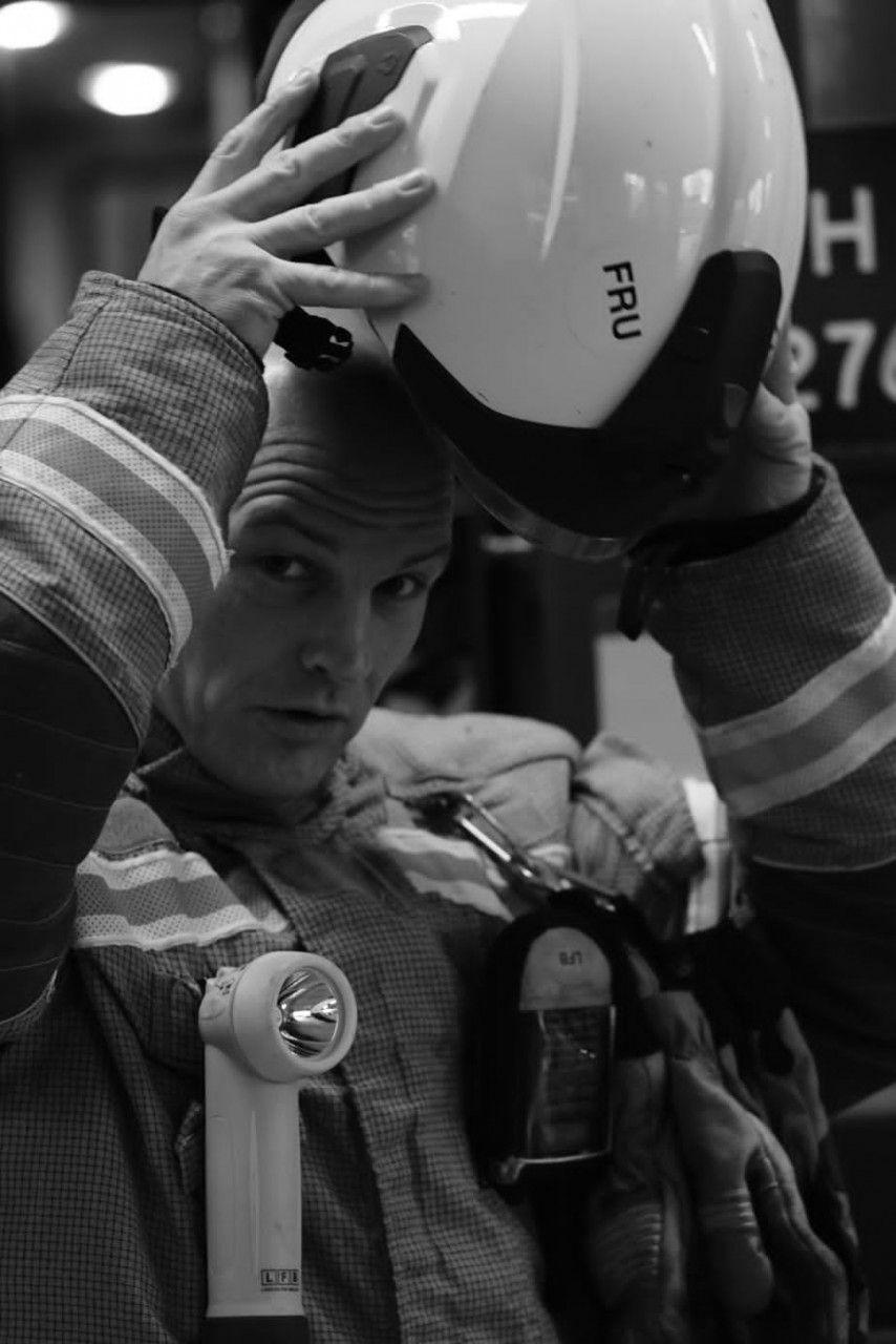 Ricky Nuttall - London Fire Brigade Fire fighter